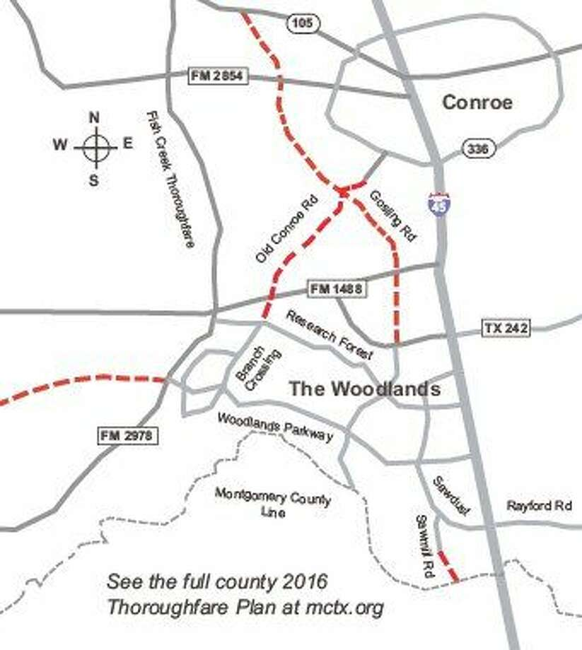 Woodlands Township Opposes Montgomery County's Major