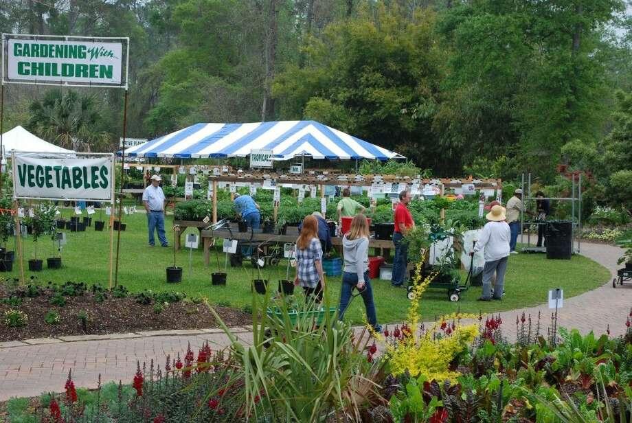 Mercer Botanic Gardens announces 2016 March Mart Plant Sale ...