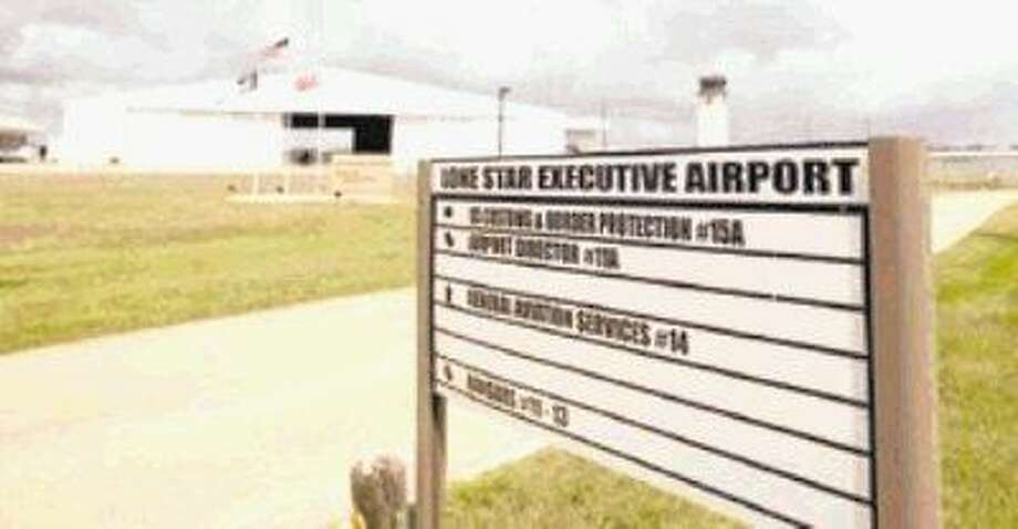 A plane veered off the runway at the Conroe-North Houston Regional Airport around 8:30 a.m. Tuesday, local television stations report.  No one was injured.