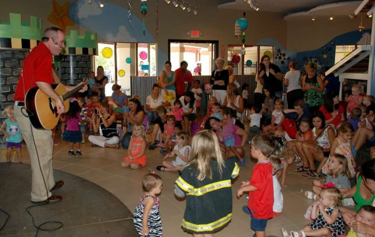 Each year, The Woodlands Children's Museum celebrates going back to school - with one last, big summertime bash.