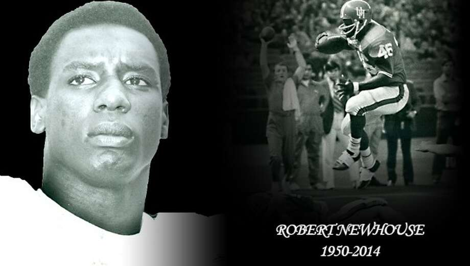 Houston football mourns loss of robert newhouse houston for Www newhouse com