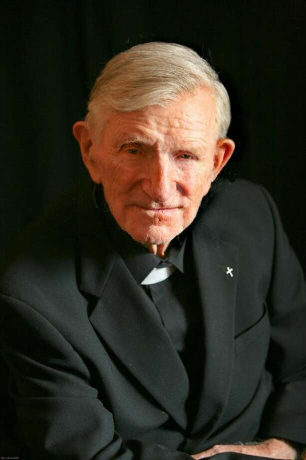 Portrait of Reverend John Stout. Photo: Chris Lohman