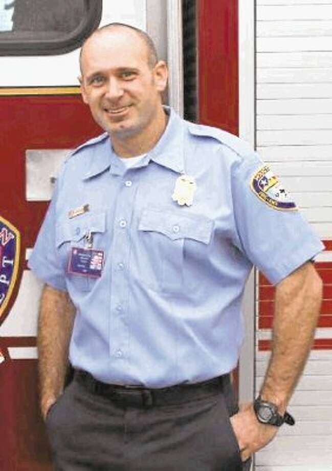 "Former Houston Fire Department Captain William ""Iron Bill"" Dowling died on March 7,  2017. Dowling lost his legs while fighting a 2013 blaze. His death is considered to be in the line of duty by the Houston Fire Department. / @WireImgId=2663359"