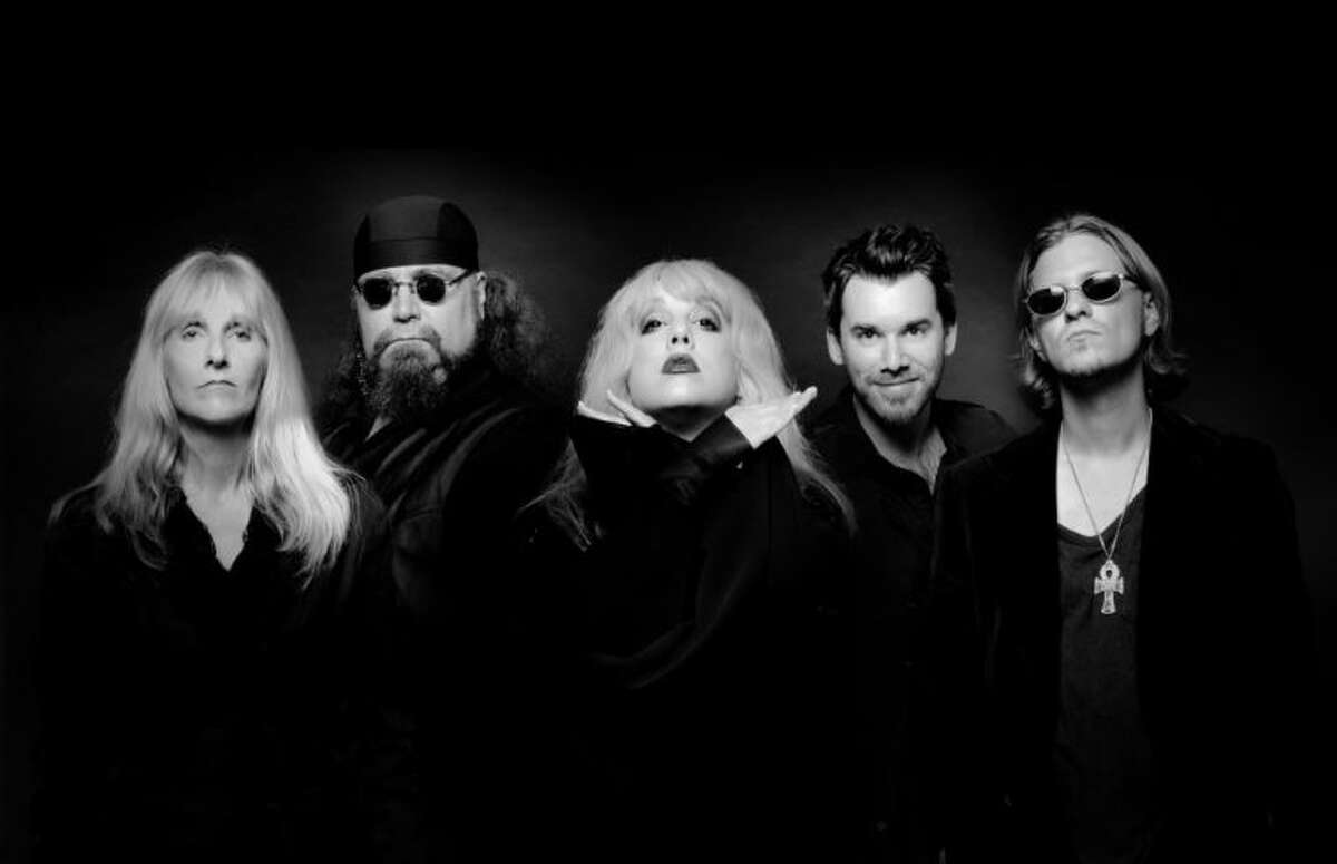 Affectionately called Nightbird, the band consisting of Brooke, who is a dead ringer for Stevie Nicks, as the lead singer; her husband, Adam Walton on guitar; her brother, Jason Phillips on drums; Wolff Delong on bass/vocals and a great