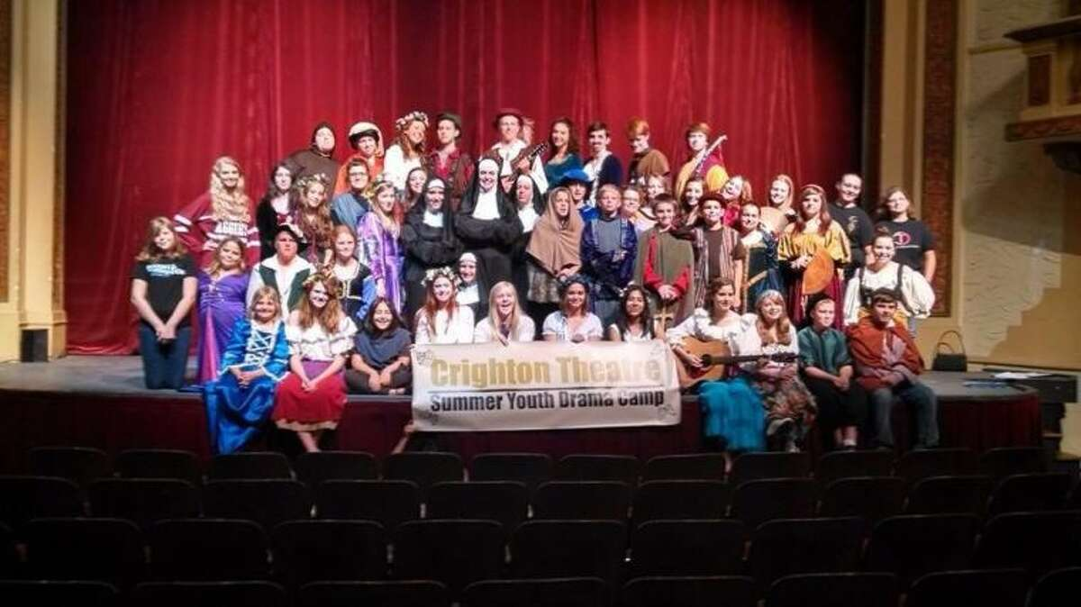 The Crighton Theatre Summer Youth Drama Camp will present