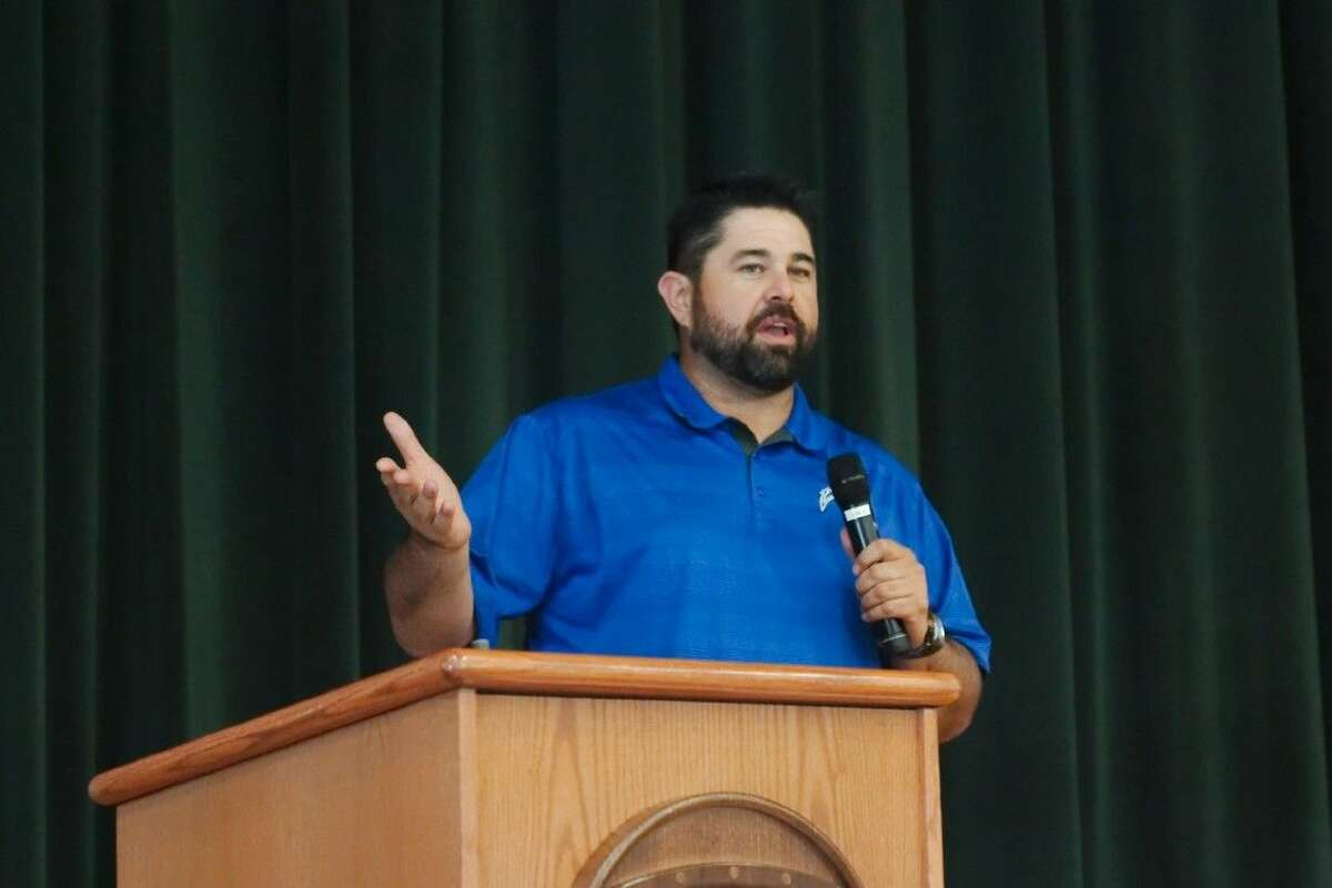 Clear Springs head football coach Frank Maldonado will need his offensive line to jell and his team to stay healthy if a playoff berth is to come to fruition.
