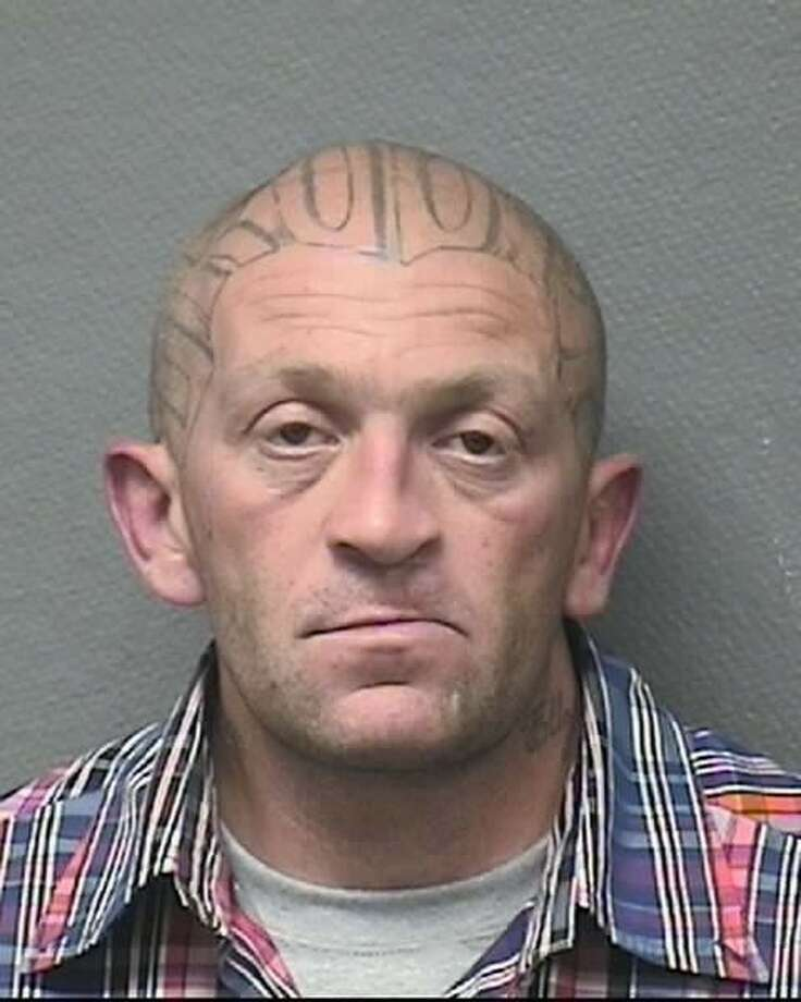 """Virgil Martin, White Male, DOB 04-15-75 5'5"""" / 145 lbs Brown eyes / Blonde hair Aggravated Assault with a Deadly Weapon"""