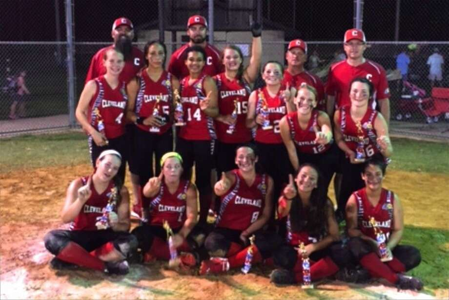 Cleveland Belles win Dixie Softball Tournament - Houston Chronicle