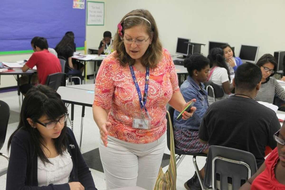 Challenge Early College High School Houston ISD Region rank: 8 State rank: 36 Score: 89.2