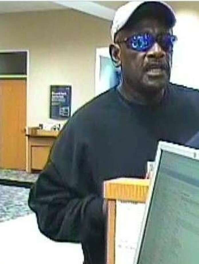 Suspect in bank robberies