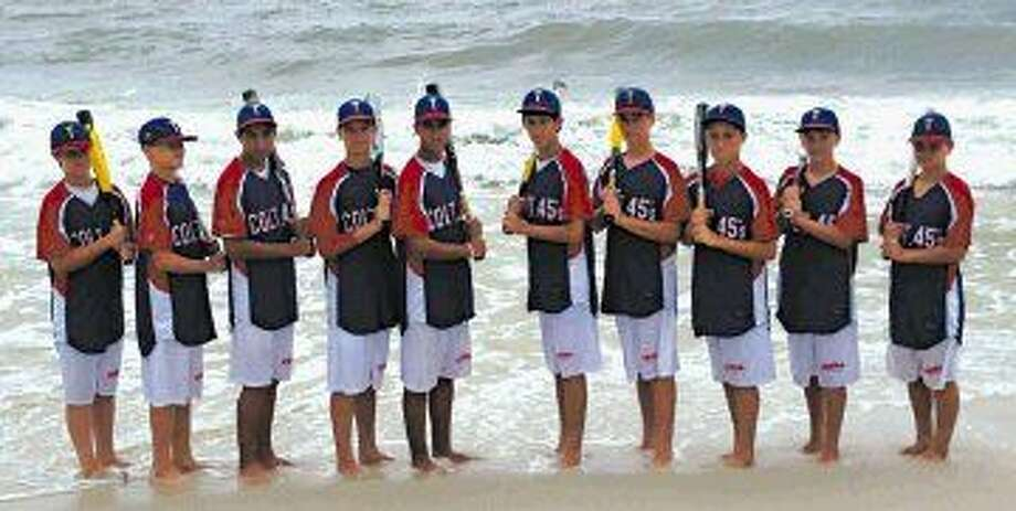 The Texas Colt .45s stormed the beaches of Gulf Shores, Al., recently to win the Gulf Coast Summer Games crown for the 13-and-under USSSA division. With pitchers like Kolton Fowler of Deer Park holding opponents to an average of three runs per game, the team went 8-1.