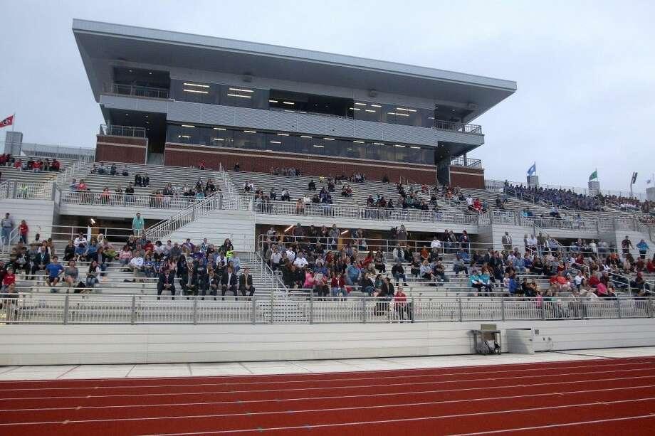 Clear Creek Isd Challenger Columbia Stadium Opens