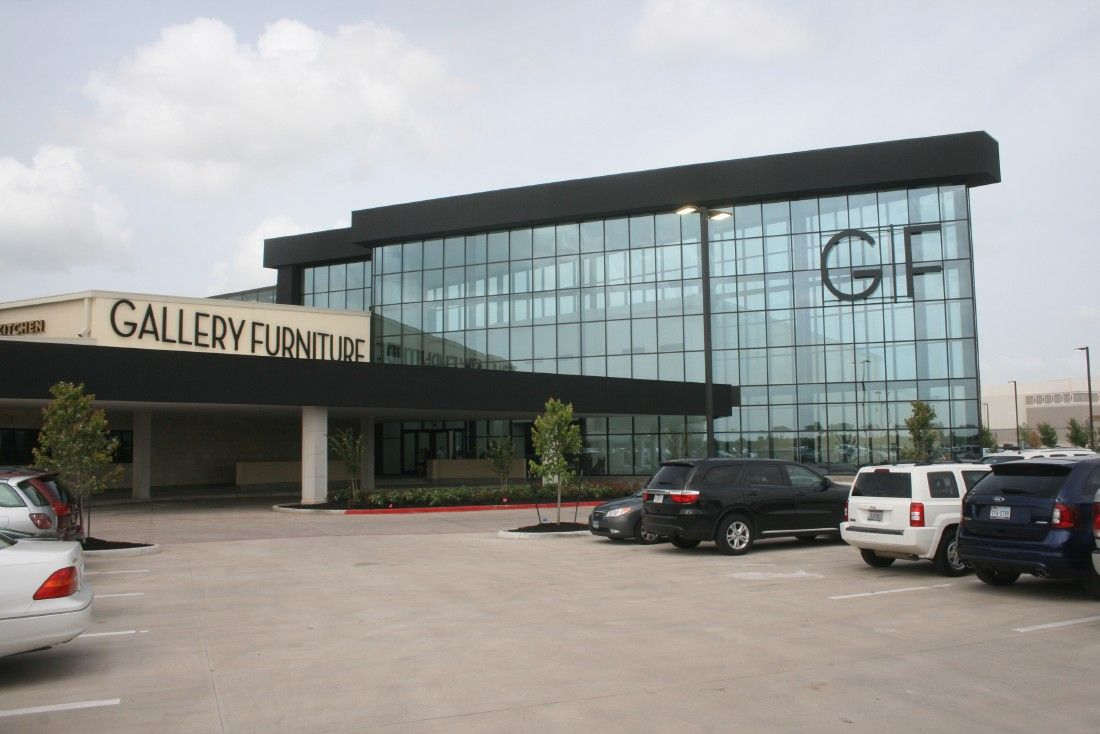 Gallery Furniture Opens Largest Houston Showroom Houston Chronicle