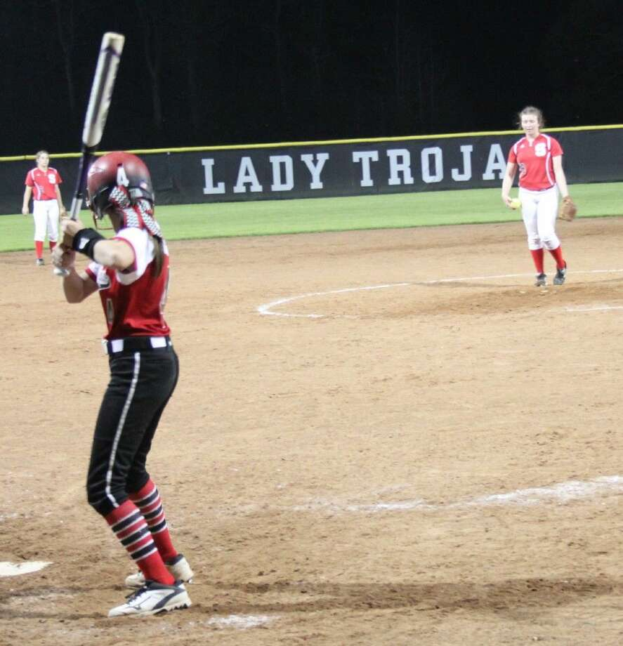 Seventh inning explosion ensures Splendora Lady Cat victory over