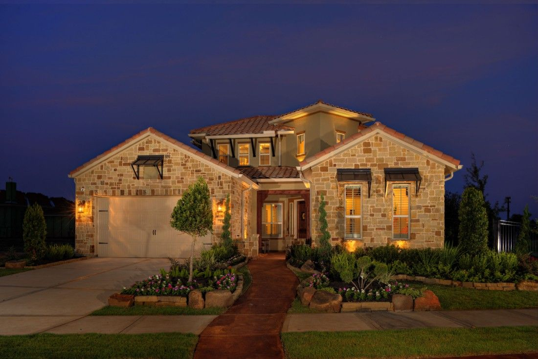 Amidst Brisk Early Sales Garden Style Model Homes Open In
