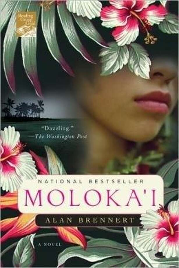 """Moloka'i"" by Alan Brennert, the August selection of the Sugar Land Book Break at Sugar Land Branch Library Photo: Image Courtesy FBCL"