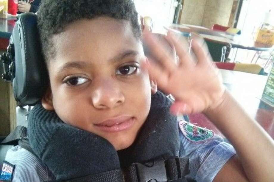 Jacah Jefferson, 7-years old, suffers from shaken baby syndrome, seizure disorder, cerebral palsy, and developmental delays after being abused by a trusted family friend among others as a newborn and toddler. A community softball game on July 25 will be held to help raise funds for a wheelchair-accessible van for Jefferson.