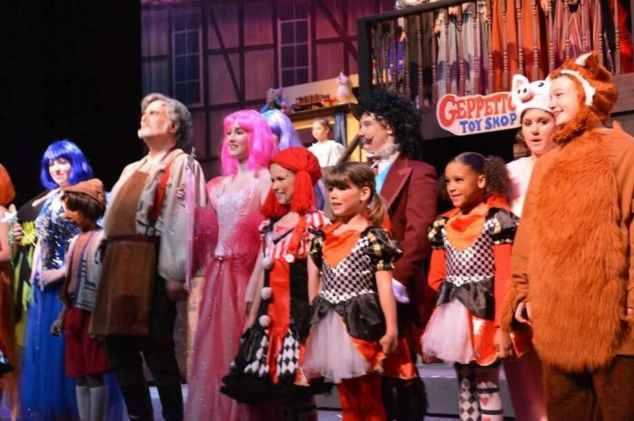 """Centre Stage's most recent production of """"My Son Pinocchio."""""""