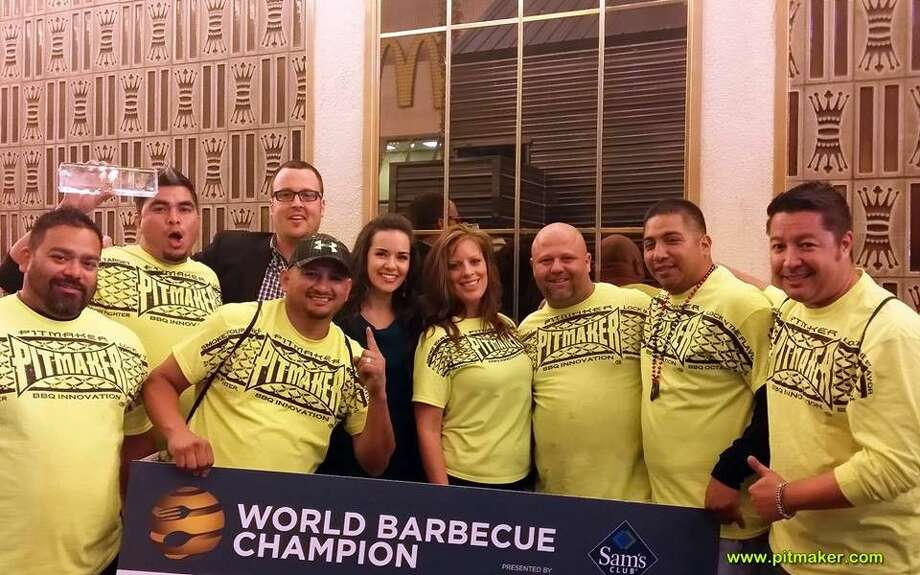 Pitmakers, who is located in Humble, recently won big in a barbecue cook-off competition on FYI Channel's World Food Competition.