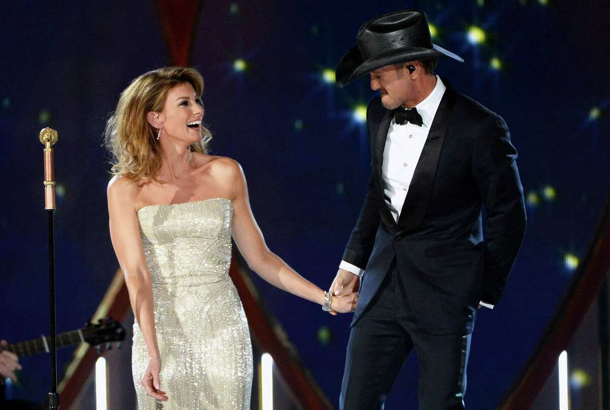 Faith Hill and Tim McGraw TickPick says tickets to a concert by this country duo are among the top 10 hottest holiday picks this year. The cost? $153