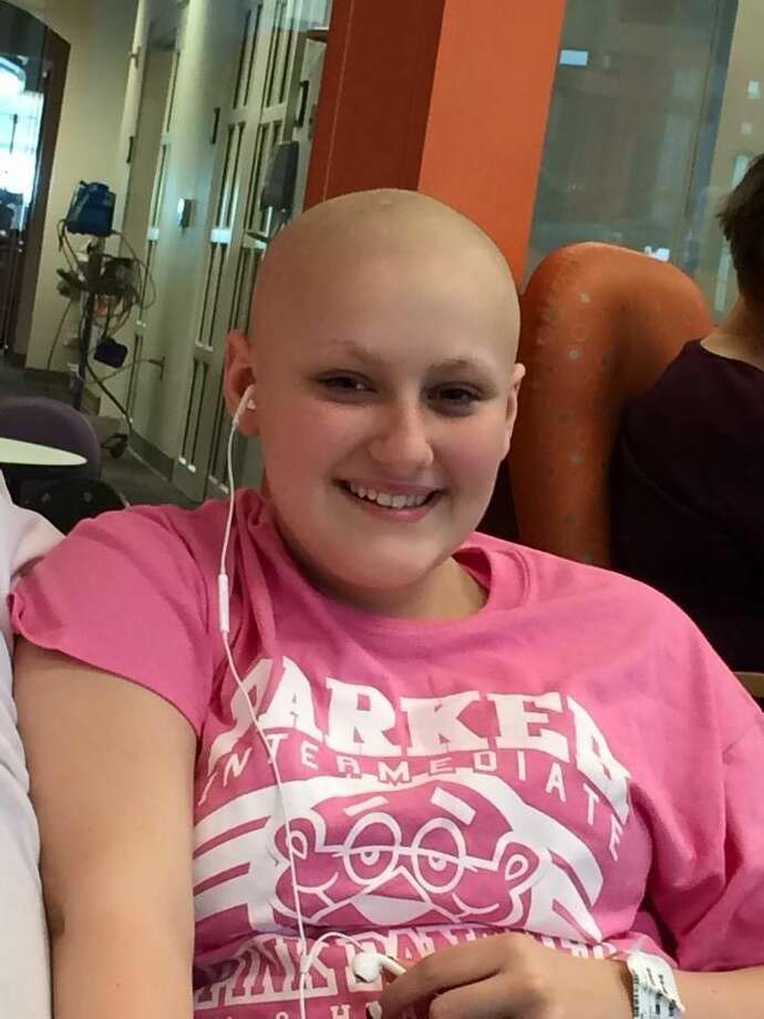 Claudia Favela, a 14-year-old Spring resident, was diagnosed with osteorama in October 2014.