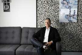 Rami Rahim, CEO of Juniper Networks, pictured Oct. 4, 2016 in Santa Clara, Calif.