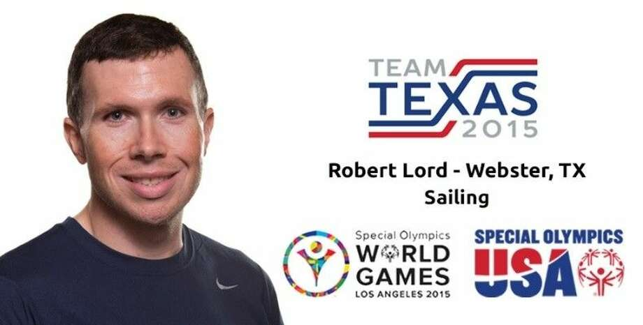 Webster's Robert Lord will compete in the 2015 summer Special Olympics in Los Angeles. Photo: SUBMITTED PHOTO