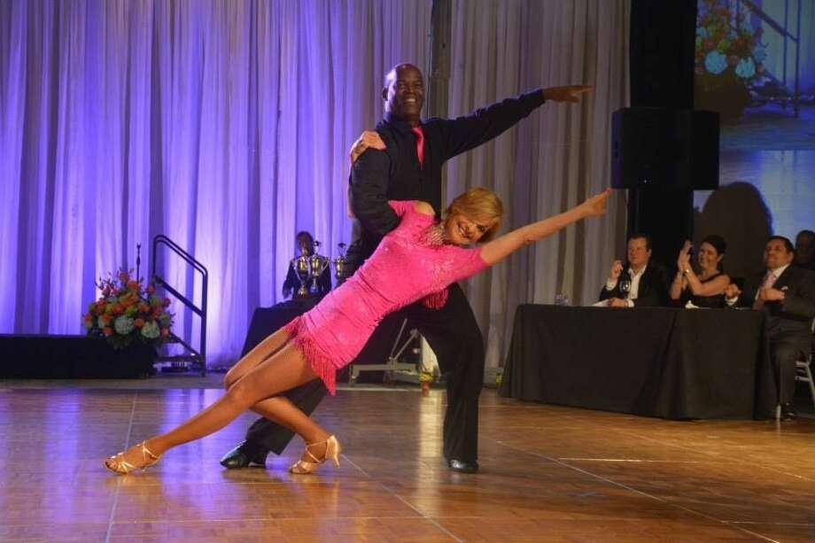 The South Montgomery County Family YMCA's 4th Annual YMCA Dancing with The Woodlands Stars is scheduled for 6 p.m. on April 7 at The Woodlands Waterway Marriott and features local leaders as the live dance entertainment. Photo: Submitted