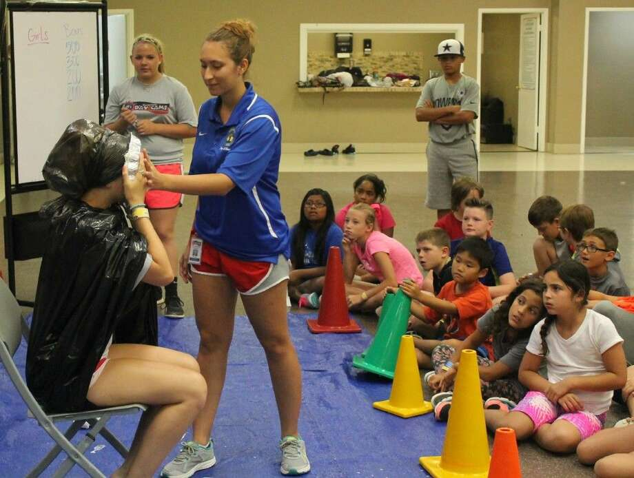 Friendswood Summer Day Campers enjoy a variety of activities during their two-week session. The Summer Day Camp registration process has changed this year.