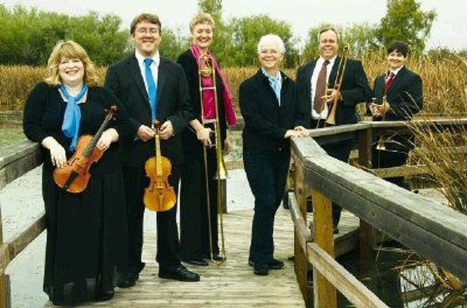 Canadian sackbut ensemble ¡Sacabuche! joins the Houston Chamber Choir in its 19th season opener, The Splendor of Venice.