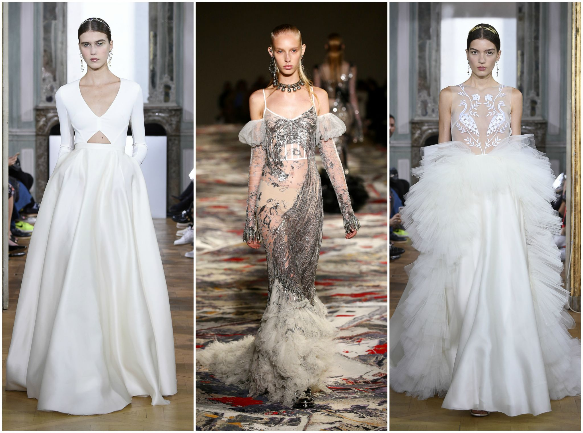 Heart Stopping Bridal Looks From The Paris Runway
