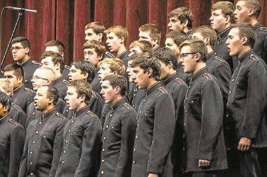 "The Texas A&M Singing Cadets, or ""The Voice of Aggieland,"" will perform at 7 p.m. April 1 at The Woodlands United Methodist Church. Tickets are $15 and are available at montgomerycountyaggiemomsclub.com. Proceeds will fund scholarships for local Texas A&M University students."