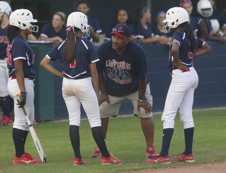 The Humble ISD school board voted to name the Atascocita High School softball field after former coach Jim Grotenhuis at Tuesday night's meeting. Photo: Jason Fochtman