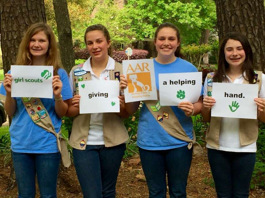 The Healthy Dog Fest hosted by Girl Scout Troop 14525 will be held on April 24 at Gleannloch Farms.