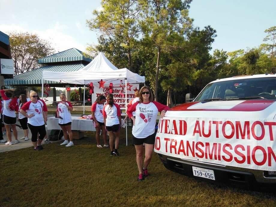 SubmittedRegistration for the fourth annual Walk Like MADD & MADD Dash - The Woodlands presented by Milstead Automotive & Collision is still available.