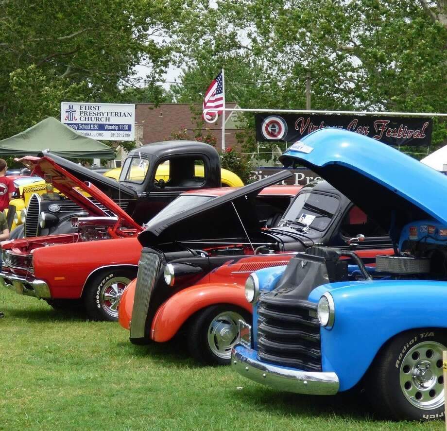 The third annual Vintage Car Festival will be held at First Presbyterian Church, 30410 Tomball Parkway, on Saturday, May 7. Photo: Submitted