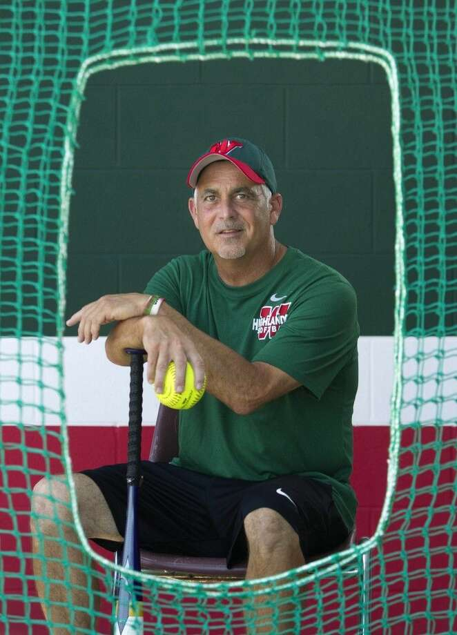 Richard Jorgensen became head softball coach at The Woodlands in 2005. The Lady Highlanders have reached the state playoffs every year since, and qualified for the state tournament in two of the last three seasons.