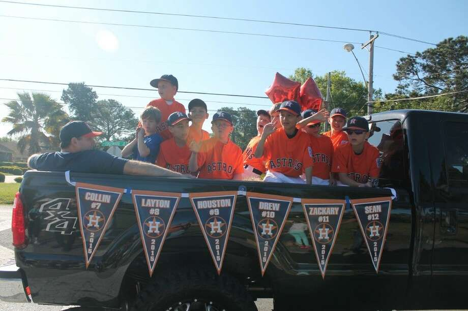 The Little League Baseball season officially begins following the Youth Sports Day parade at 9 a.m. on Saturday, April 2.