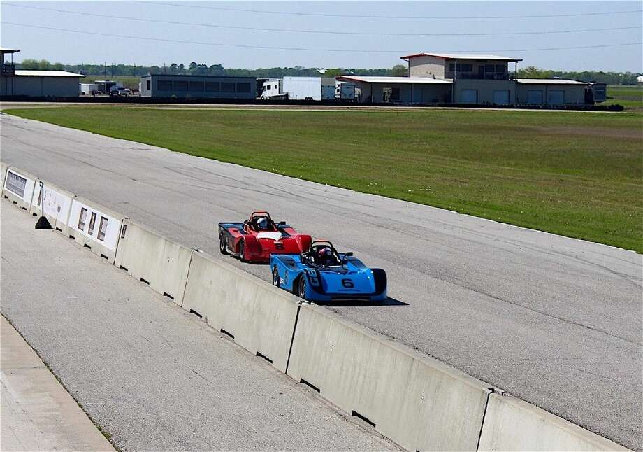 MSR offers go-karting around a large track.