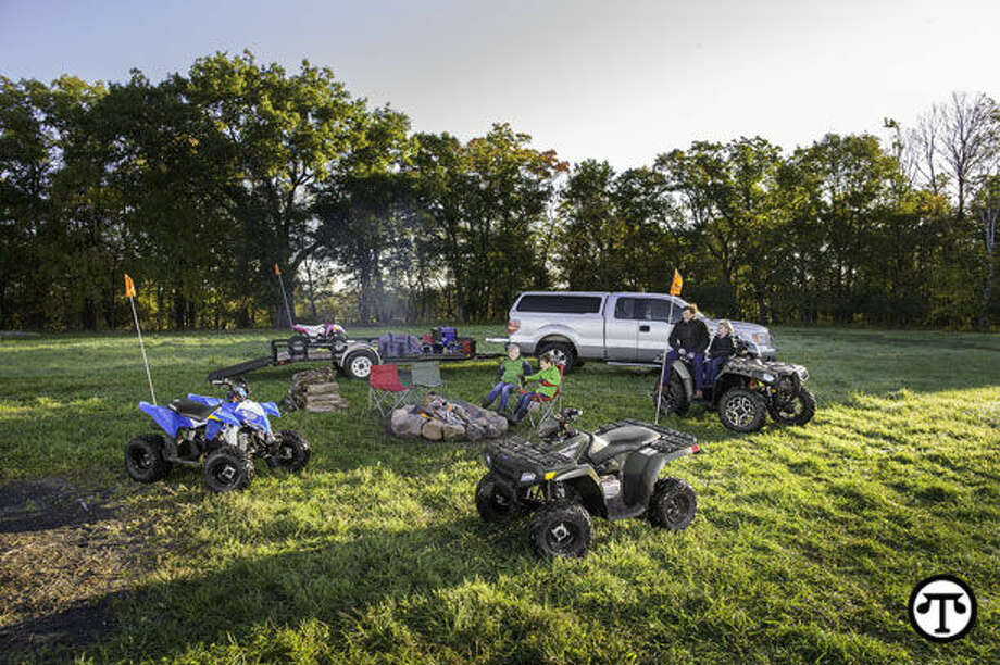 With a variety of options available, ATVs are great for leisure riders or families to enjoy the great outdoors together. (NAPS)