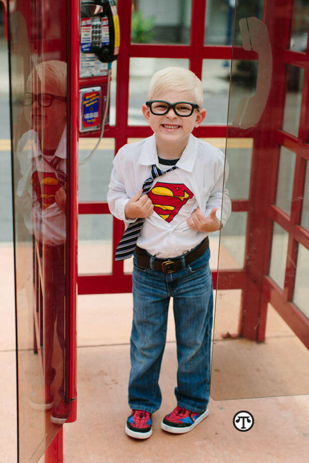 Wish kid Mason, 5, who is battling a brain tumor, wished to go on Disney Cruise Line®. (NAPS)