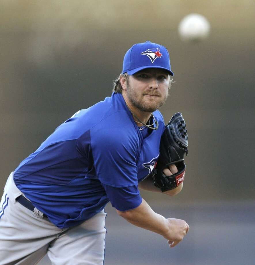 The Woodlands High School graduate Kyle Drabek was promoted to the Toronto Blue Jays' Big League roster Saturday.