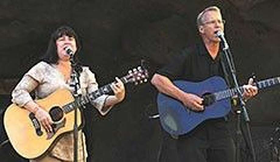 On Saturday, Aug. 8 at 7:30 p.m., Millbend Coffeehouse presents Smythe and Taylor in concert.