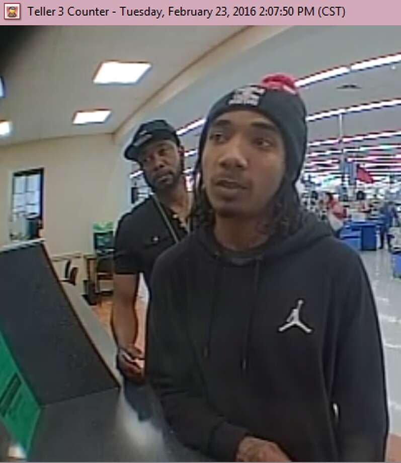 The Harris County Sheriff's Office is seeking the public's help in identifying these alleged robbery suspects.