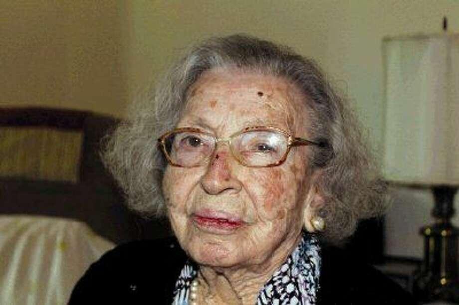 Annette Robnett celebrated her 101st birthday July 21.