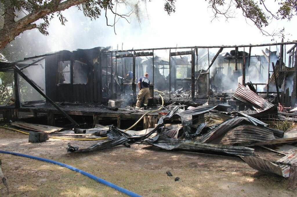 Boles fire images writing