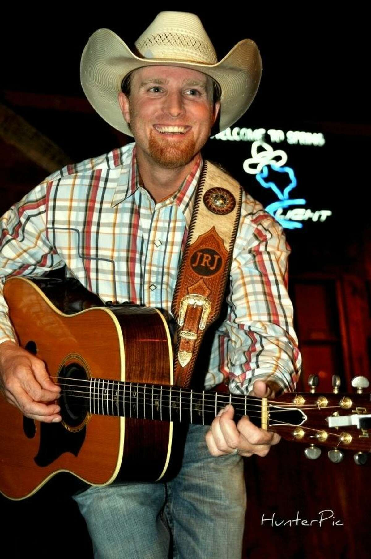 Jesse Raub Jr., a local country artist, has performed for more than 10 years. He will perform at the first time Tomball Music Festival on Saturday, August 30.