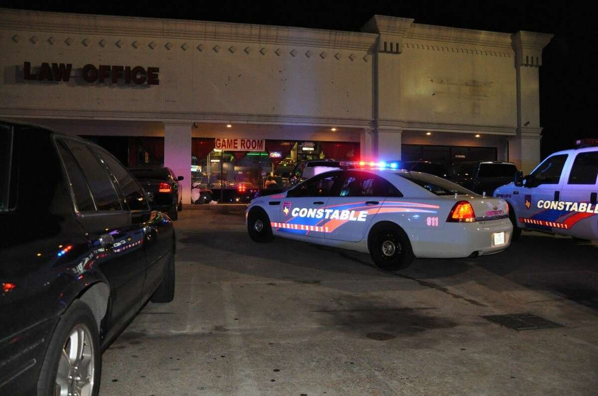 The Harris County Precinct 4 Constable's Office Regulatory Enforcement Unit recently made several arrests following undercover operations at illegal game rooms in Harris County.