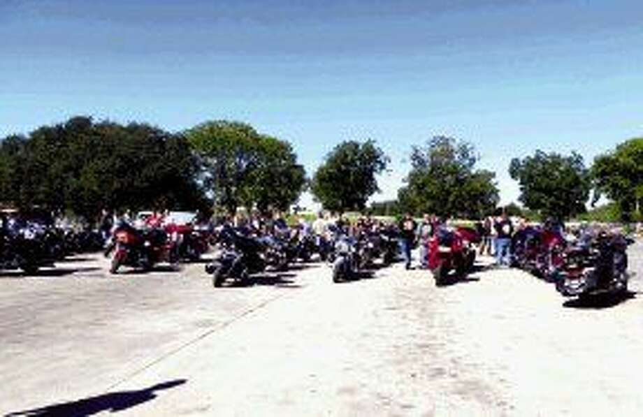 Last year's Ride for Recovery at the Memorial Hermann Prevention and Recovery Center (PaRC) attracted almost 100 motorcycle enthusiasts from throughout Texas. Photo: Picasa