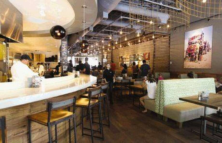 California Pizza Kitchen opened at Hughes Landing on July 1.